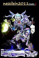 Diablo3 RoS Ps4 - Hexendoktor - Geist von Arachyrs - Primal/Archaisch - UNMODDED