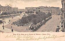 BR44510 Plaza 25 de mayo con el palacio de gobierno Buenos aires argentina