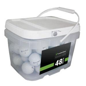 48 TaylorMade TP5x Near Mint Used Golf Balls AAAA *SALE!*
