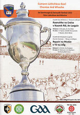 GAA 2013 Armagh Minor & Intermediate County Football Finals