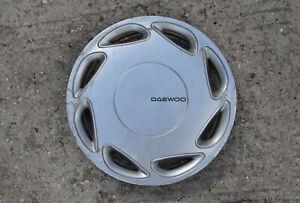 """1x Daewoo Espero Nexia Espiro 14"""" wheel trim cover hub cap  p/n 96129521"""