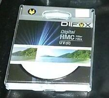 DIFOX FILTRO OBJETIVO 67 HMC 3 CAPA UV MULTI COLOR REAL