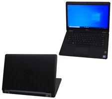 Dell Latitude E5470 Touchscreen Core i7-6820HQ Quad Core 16GB 256GB SSD Laptop