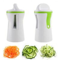 Vegetable Spiral Slicer Kitchen Shred Tool Noodle Make Cutter Process Peeler Hot
