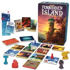 Forbidden Island Board Game by Gamewright 2010