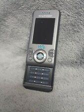 Sony Ericsson W580i Handy Gehäuse grau #2 D mobile phone case housing gray