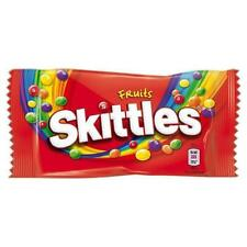 SKITTLES FRUIT Full Box 36 Packs RETRO SWEETS CANDY CHEWY FRUITY