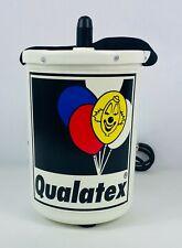 Qualatex Balloon Inflator Electronic Pump Clown Decal