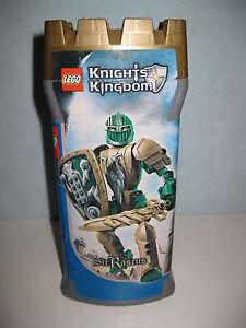 LEGO knights kingdom ref 8793 SIR RASCUS NEUF en boite scéllée légo nine box