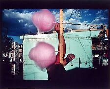 Alex Webb (Signed) Magnum Archival Photo Print 15x15cm Cotton Candy. 1990