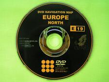 DVD NAVIGATION TNS 600 700 DEUTSCHLAND + EU 2015 TOYOTA AVENSIS AURIS RAV4 LEXUS
