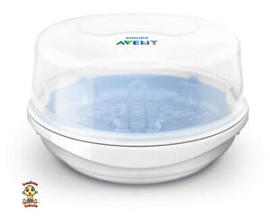 Avent Microwave Sterilizer Authentic and Brand New Made in England SCF281/05