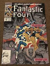 Fantastic Four #347 348 (Art Adams) Wolverine, Spider-Man, Ghost Rider, Hulk