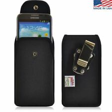 Turtleback Ballistic Nylon Vertical Holster Case-Snap Closure for Samsung Note 2