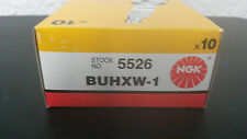BUHXW-1 NGK SPARK PLUGS BOX OF 10