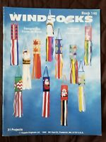 Windsocks Needlework For Plastic Canvas 21 unique seasonal & holiday projects
