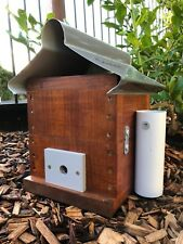 Mini OATH Hive | Stained | Stingless Native Bee Hive With Roof