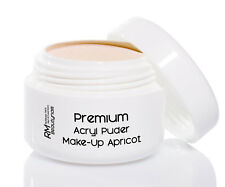 35 Gramm Acryl Puder Camouflage Make-Up Apricot Powder Nageldesign