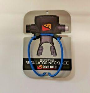 NEW! - DIVE RITE - BLUE - Tech Diving Necklace - FREE P&P ✉️