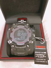 New CASIO G-SHOCK Rangeman Solar Assist GPS Navigation GPR-B1000-1JR Japan EMS