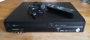 Panasonic DMR-EX99V Black DVD VHS VCR HDD Recorder 250GB HDMI Freeview Remote