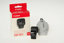 Canon EVF-DC1 Electronic Viewfinder for PowerShot G1 X Mark II, G3 X or EOS #442