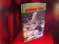 Dinosaur Tales SIGNED by Ray Bradbury as new, mint copy 1st thus