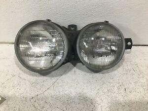 1977-1983 BMW 320i left driver headlamp headlight head lamp head light OEM