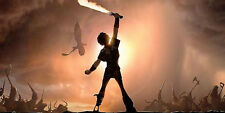 """How to Train Your Dragon 1 2 Wall Movie 40""""x24"""" Poster H18"""