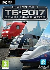 Train Simulator 2017 PC Build Tracks Objectives Adventure Game