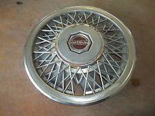 "1981 81 Datsun 810 Maxima Hubcap Rim Wheel Cover Hub Cap 14"" OEM USED 53011 WIRE"