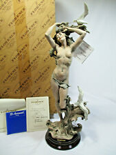 "New listing New Giuseppe Armani Florence ""The Sea Wave"" Figurine 21"" Limited Edition w/Coa"