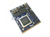 Dell Alienware Nvidia GeForce GTX 880M 8GB MXM VGA Video Card JH9PP W9RVN