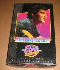 Elvis Collection Series 1 Trading Card Box