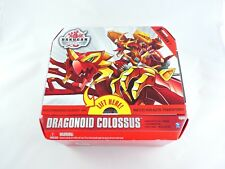 Dragonoid Colossus BAKUGAN Gundalian Invaders 2010 in Box 5 exclusive SEGA drago