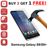*FLAT* Samsung Galaxy S8/S8 PLUS High Quality Tempered Glass Screen Protector