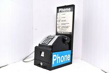CLASSIC Vintage RARE Tabletop Payphone Pay Phone W drawer Desktop
