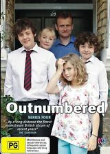 Outnumbered: S4 Series 4 Season 4 DVD R4