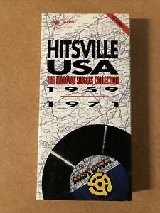 Hitsville USA - The Motown Singles Collection 1959-1971 / 4 CD LONGBOX BRAND NEW