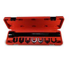 Inner Tie Rod Removal Installation Tool Set Kit Mechanics w/ 7 adapters
