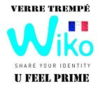 cristal protector vidrio templado de pantalla Wiko U Feel Prime -calidad