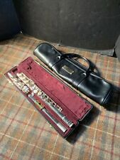 Yamaha YFL-371 371 Allegro Intermediate Flute Solid Silver Head Joint W/ Case