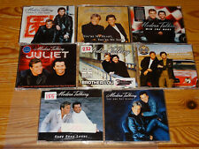 MODERN TALKING - 8 VERSCHIEDENE MAXI-CD SAMMLUNG: JULIET, BROTHER LOUIE, YOU'RE