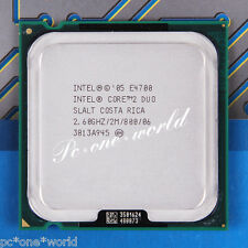100% OK SLALT Intel Core 2 Duo E4700 2.6 GHz Dual-Core Processor CPU