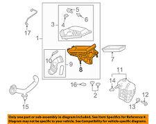 MAZDA OEM 09-10 Tribute Air Cleaner Intake-Case Body Housing ZZCA13Z02