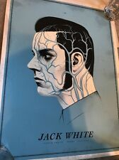 Phantom City Creative-Jack White, Prague-Praha-Poster Print- SOLD OUT!