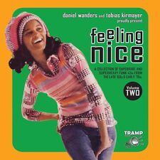 Various - Feeling Nice Vol 2 - SEALED NEW 2 LP setDeep in the crates soul & Funk