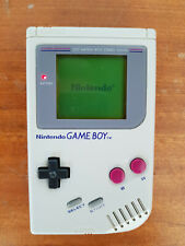 Nintendo GAME BOY Classic Original Console Gray 90's gaming Dot-Matrix Screen