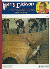 EO N° JEAN RAY COFFRET  HARRY DICKSON  N°1 10 FASCICULES FAC-SIMILÉS 169 À 178