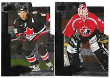 2010-11 Black Diamond Team Canada Die Cut Jarome Iginla, TC-JI, Avalanche
